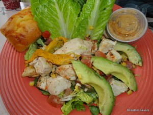 Dixieland Cajun Chicken Salad