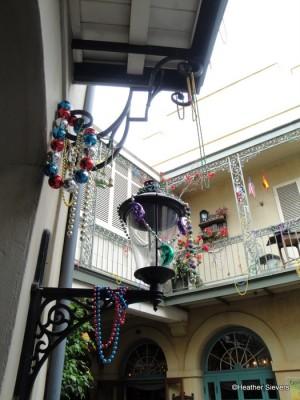 Courtyard Decor