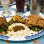 Menu Spotlight: New Tasting Plate at 50s Prime Time Cafe