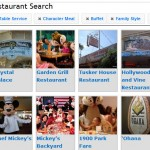 Disney Food Blog Restaurant Search Tool Now In Beta