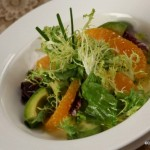 Disney Dream Recipe: Avocado-Citrus Salad