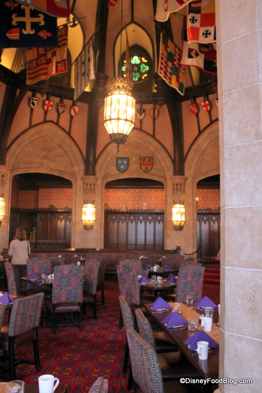 Review Cinderella S Royal Table Breakfast The Disney