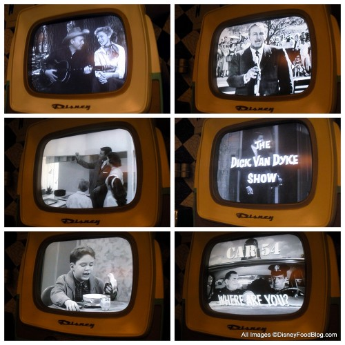 TV Shows at your 50s Prime Time TV Table