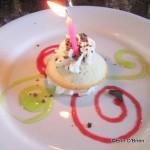Disney Food Pics of the Week: Birthday Treats