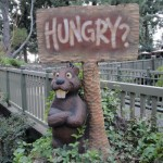 Dining in Disneyland: The Hungry Bear Re-Opens with a New Menu