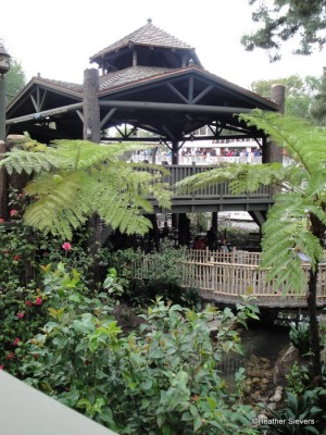 The Hungry Bear Restaurant's Bi-Level Seating Can Be Seen Upon Entrance
