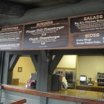 Hungry Bear Menu Boards