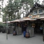 Walk Up Dining at The Hungry Bear