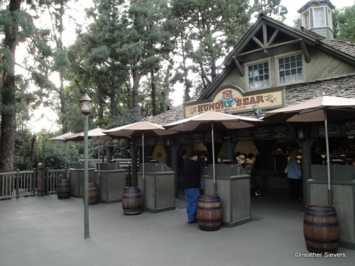 Hungry Bear Order Kiosks