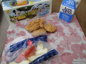 Where's the... Chicken Breast Nuggets Kids Meal