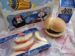 Mini Burger... I Mean Hamburger Kids Meal