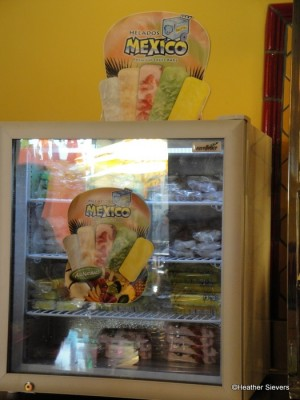 Helados Mexico: Frozen Fruit Bars
