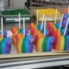 Dining in Disneyland: How They Make World of Color Caramel Apples