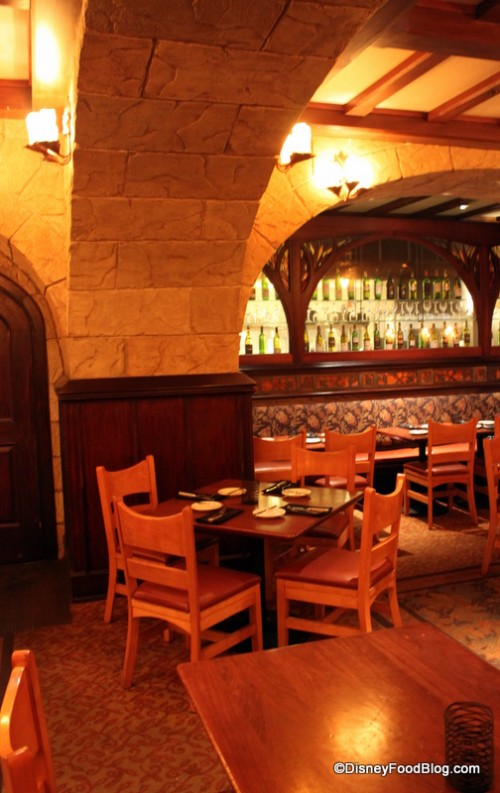 Le Cellier Dining Room