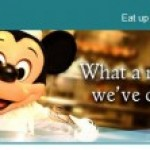 Disney World Free Dining for Fall 2012, Visa Cardholders Only