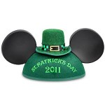 St. Patrick's Day Events and Menus in Disney World and Disneyland