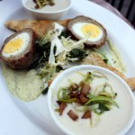 New Menu Item: Appetizer Trio at Epcot's Rose & Crown Restaurant
