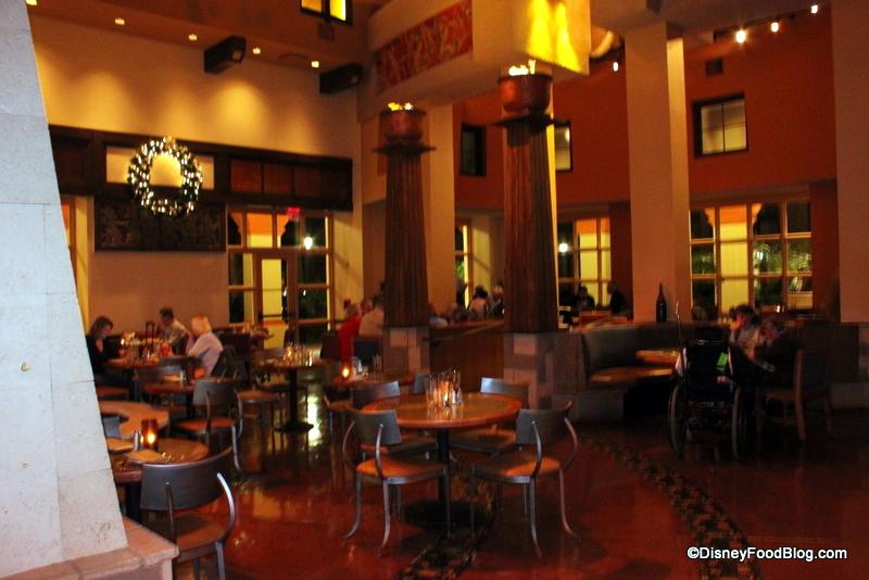 Review Maya Grill At Disney S Coronado Springs Resort The Food Blog