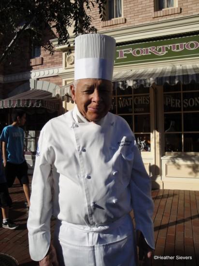 Chef Oscar