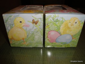 Cute Easter Packaging
