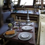 The Captain's Dining Quarters