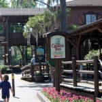 Thanksgiving Meals at Fort Wilderness and Magic Kingdom's Diamond Horseshoe