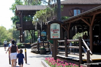 Fort Wilderness Restaurants