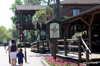 Fort Wilderness Restaurants