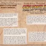 Tables in Wonderland: Cairo Dinner Show Secrets Revealed