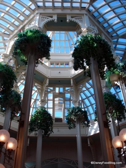 Crystal Palace Atrium