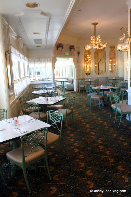 Review Plaza Restaurant At Magic Kingdom