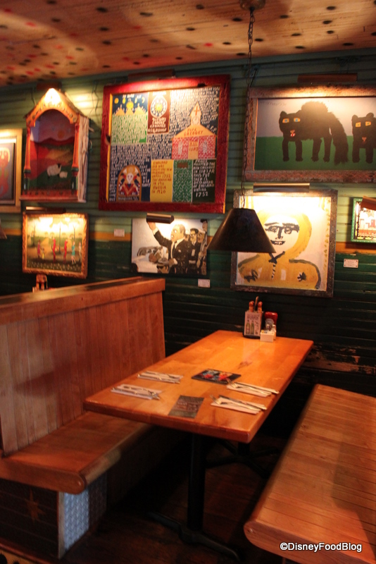 Review House Of Blues Orlando The Disney Food Blog