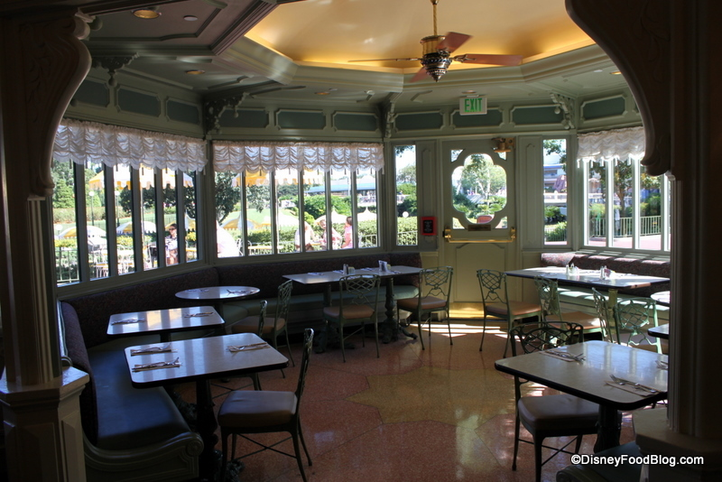Review Plaza Restaurant At Magic Kingdom The Disney