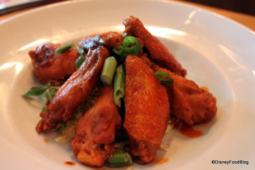 Wings at House of Blues