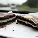 Snack Series: Giant Oreo Cookie Sandwich