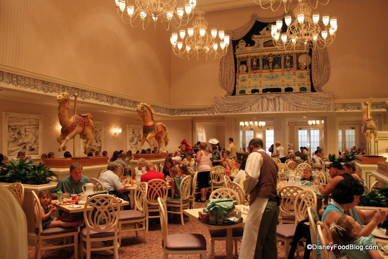 Review 1900 Park Fare The Disney Food Blog