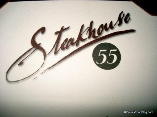 Steakhouse 55