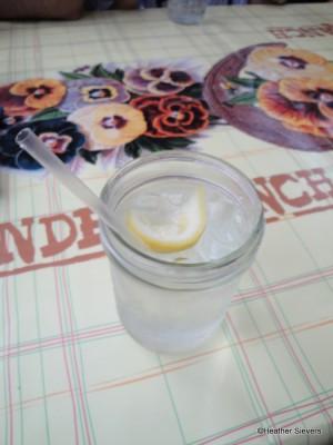 Drinks Served in Mason Jars