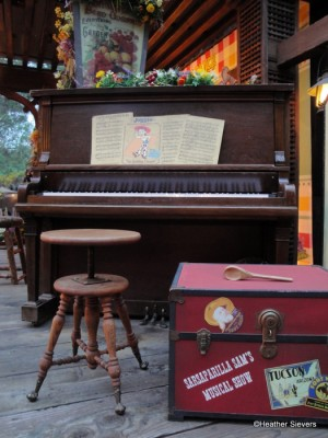 Big Thunder Ranch Piano