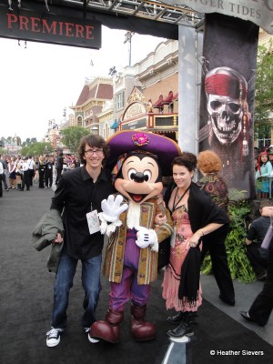 Pirate Mickey