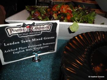 London Town Mixed Greens