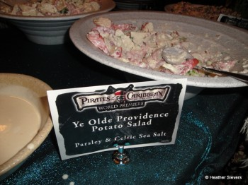 Ye Old Providence Potato Salad