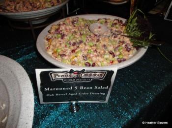 Marooned 5 Bean Salad
