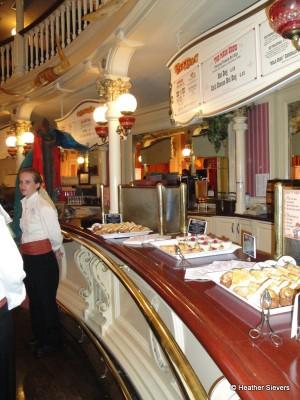 Golden Horseshoe Dessert Buffet
