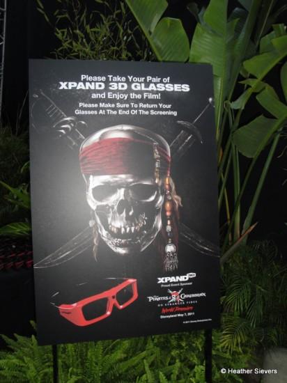 XPAND 3D Technology