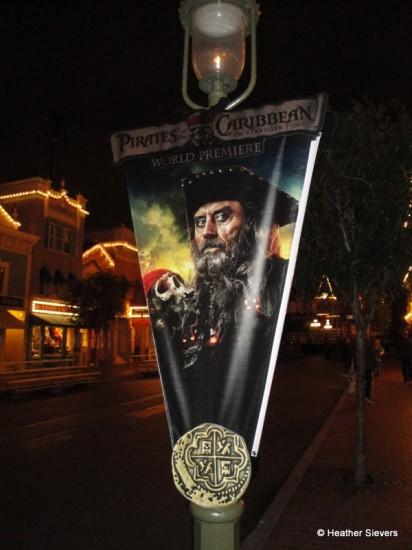 Ian McShane as Blackbeard