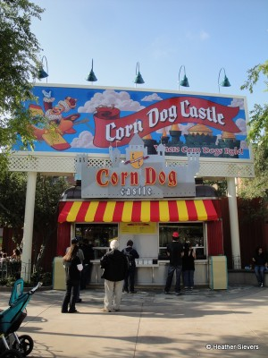 The Corn Dog Castle is Back!