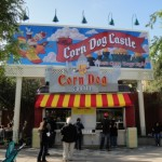 Dining in Disneyland: The Return of the Corn Dog Castle!