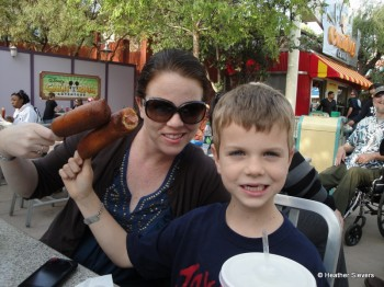 CHEERS to Corn Dogs!