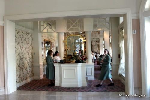 Grand Floridian Cafe Entrance